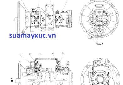 Tài liệu sửa chữa máy xúc komatsu PC400-5