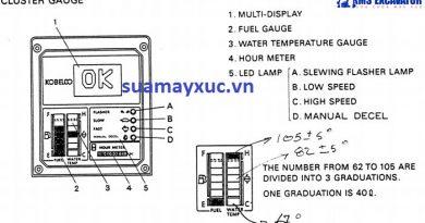 Tài liệu sửa chữa máy xúc Kobelco SK200-1
