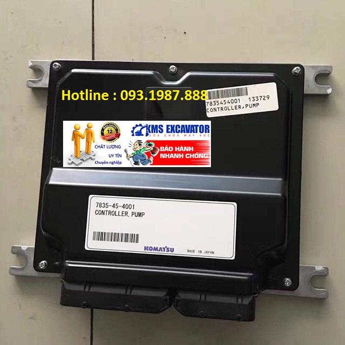 Hộp đen máy xúc komatsu pc200-8 mới