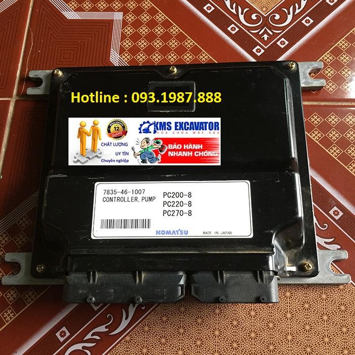 Hộp đen máy xúc komatsu PC200-8