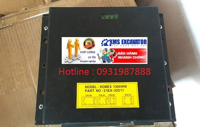Hộp đen máy xúc Huyndai ROBEX 1300WM bãi giá rẻ