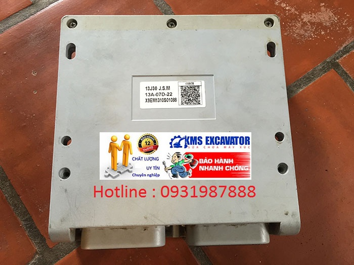 Hộp đen máy xúc Huyndai Robex R220LC-9S mới