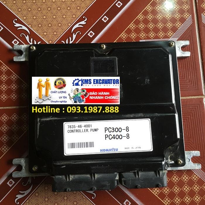 Hộp đen máy xúc komatsu PC200-8 bãi giá rẻ