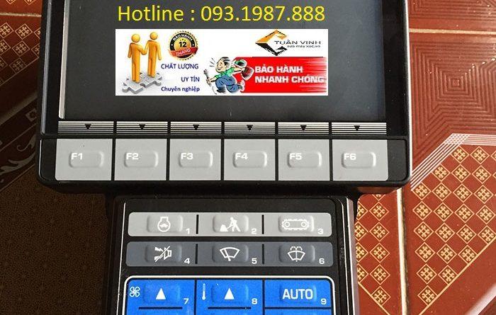 Màn hình máy xúc Komatsu PC200-8MO chính hãng