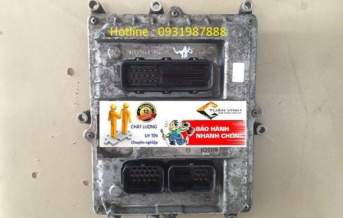 Hộp động cơ máy xúc Doosan DX300LC chính hãng bãi và mới