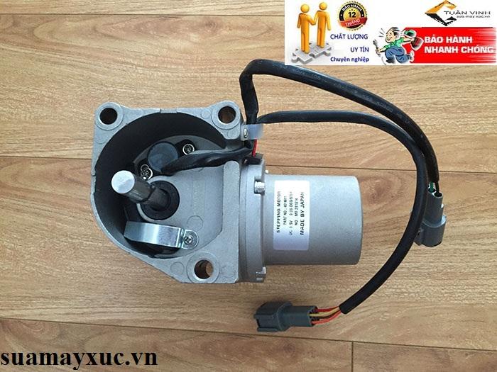 Mô tơ ga điện máy xúc Hitachi ZX200-1