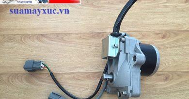 Sửa chữa máy xúc – Tổng hợp mô tơ ga điện