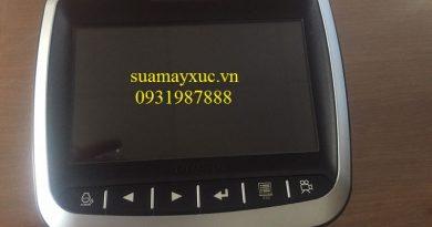 Sửa chữa màn hình máy xúc Doosan DX140W đời 2015